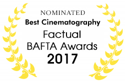 BAFTA Nomination 2017 Best Cinematography