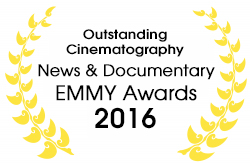 EMMY Award 2016 Outstanding Cinematography