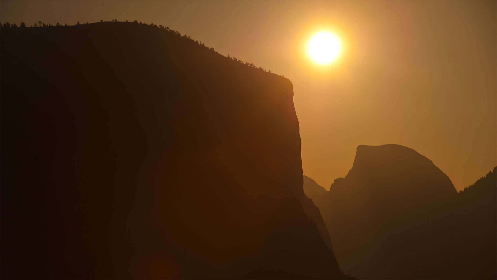El Cap Sunrise