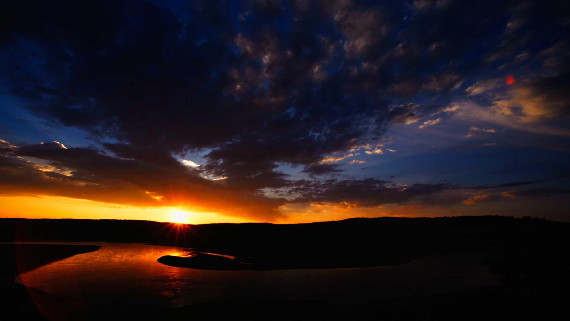Hayden Sunrise